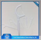 Toothpicks de Floss dental com nylon