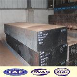 Aço do molde de Plasitic do desempenho da soldadura de Hssd 718/AISI P20/NBR 1.2378 bom