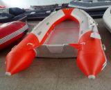 Nordpak-aufblasbares Boot mit Außenbordbewegungsaufblasbarem Boot mit Elektromotor