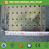 dintel de acero constructivo de la puerta del canal U de 203m m
