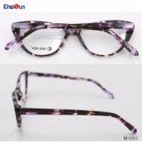 아세테이트 Kf1251에 있는 형식 안경알 광학 프레임