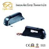 36V Li-Polymer Tube Electric Bike Motor Battery com porta USB