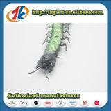 Beëindigt het Plastic Stuk speelgoed van de Leverancier van China het Stuk speelgoed van de Worm voor Jonge geitjes