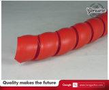 Protetor de borracha da mangueira do petróleo resistente (protetor espiral dos PP)