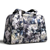 Sac en gros de course de week-end avec la courroie réglable d'épaule, sac occasionnel de bagage