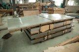 201 de 1.5mm Dikke Plaat van het Roestvrij staal