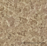 Желтый цвет плитки пола фарфора тела строительного материала плитки Foshan полным отполированный светом застекленный (BMG23P)