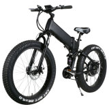 48V 500Wの完全なSuspentionの電気脂肪質の自転車の脂肪