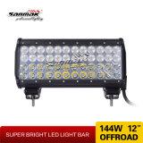 4X4 Offroad 12inch Offroad 가벼운 결합 광속 LED 표시등 막대
