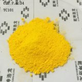 Amarillo de cromo inorgánico de la luz del pigmento P.Y. 34