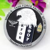 Moneda del recuerdo Desafío águila calva americana personalizada