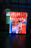 Крытый дисплей с плоским экраном P4.8/P6 СИД 576X576mm над яркостью 2000nits