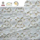 2017 beaux de configuration de tissu de lacet et les plus neufs modèles en nylon floraux Ln10038