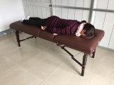 Le Tableau en bois portatif Mt-009-2h de massage a réussi le ce, RoHS.