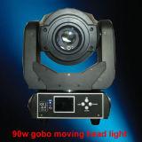 Iluminación principal móvil del disco del precio 90W del efecto barato del Gobo