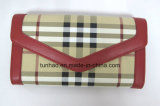 Fold Style Wallet, borsa della signora delle donne di modo