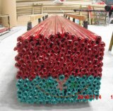 304 tubo del acero inoxidable de 316 ranuras