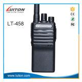 New Luit-458 UHF Walkie Talkie com Scrambler