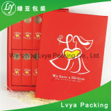 中国の製品の包む装飾的なボックス装飾的な紙箱の最もよい製品を折るカスタム印刷紙