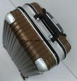 携帯用パソコンの物質的なトロリー袋、車輪が付いているカスタム旅行荷物袋