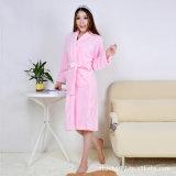 /Femaleの男性の珊瑚の羊毛/フランネルのパジャマ/浴衣