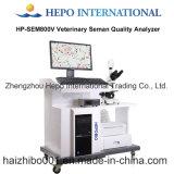 De veterinaire Populaire Analysator van Quanlity van het Sperma van het Sperma van het Laboratorium (PK-SEM800V)