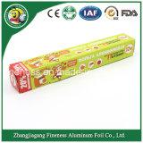 Roulis de papier d'aluminium de nourriture (FA358) pour l'emballage