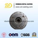 Moulages au sable malléables personnalisés de fer de fonderie de la Chine pour des machines de construction