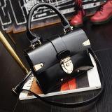 2017 Nieuwe Hete Inzameling de Zak van Dame Handbag Shiny PU Leather Schouder voor OEM Sy8072 van Vrouwen