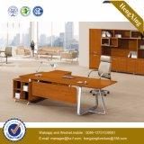 멜라민 사무용 가구 나무로 되는 행정상 테이블 호텔 방 책상 (NS-ND132)