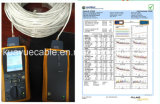 Разъем кабеля связи кабеля данным по кабеля кабеля Cat5e/Computer UTP