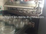 機械Thermoformingを形作るミルクのティーカップのふたカバー