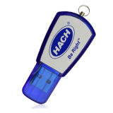 Gift van de Cliënten van de Gift van de Stok van Keychain USB de elektronische
