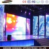 Tres años de la garantía P3.91 HD de LED de panel de visualización a todo color