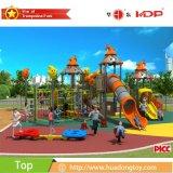 Campo de jogos ao ar livre do parque de diversões do preço de fábrica do OEM