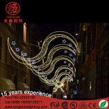 Iluminação impermeável do diodo emissor de luz de Longshine para a decoração da rua ao ar livre