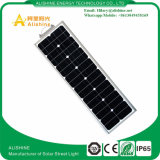 Lampe solaire de jardin Integrated de l'énergie solaire 30W pour la rue extérieure