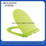 Asiento de inodoro y cubierta en plástico PP Slimed línea en forma de U