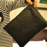 O estilo novo da forma do projeto do preço favorável colorido tece o saco (9413)
