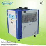 Refrigerador de agua industrial refrescado aire doble 3HP y 3HP del sistema