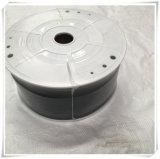 黒い帯電防止ポリウレタン円形ベルト