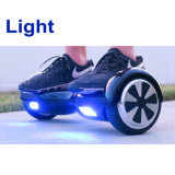 Bicyclette électrique de dérive de équilibrage de planche à roulettes de scooter électrique de panneau de boeuf d'homme de Bord de vol plané de véhicule de promenade de Hoverboard de scooter d'individu électrique de panneau de vol plané mini par dessus bord