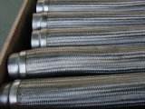De Flexibele Draad Gevlechte Slang van het roestvrij staal