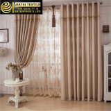 Dos Finials por atacado do disconto das cortinas do poliéster cortina 100% ocasional