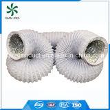 Conducto flexible del PVC de Combi del color blanco para los sistemas y las piezas del aire acondicionado /HVAC