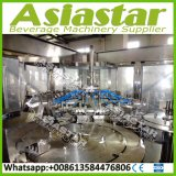 Llenar completamente de control automático PLC Agua Mineral Máquina