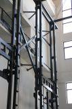 ألومنيوم قطاع جانبيّ ينزلق نظامة نافذة مع مجوّفة يقسم زجاج ([فت-و126])