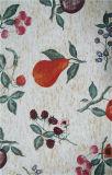 Mantel impreso PVC no tejido popular caliente del forro con diseño del vehículo y de la fruta