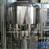 Dar vuelta a la línea de relleno del agua del agua mineral del proyecto dominante del agua pura de la bebida