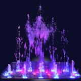 De openlucht Fontein van het Water van de Muziek van de Decoratie Programmeerbare Dansende